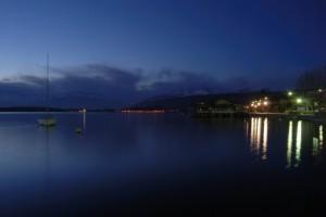 Lago di Viverone By Night