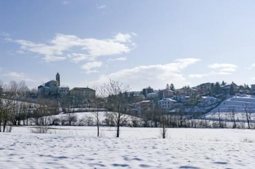 Casaleggio Boiro - Il paese di Casaleggio Boiro.