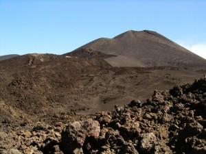 La maestosità dell'Etna