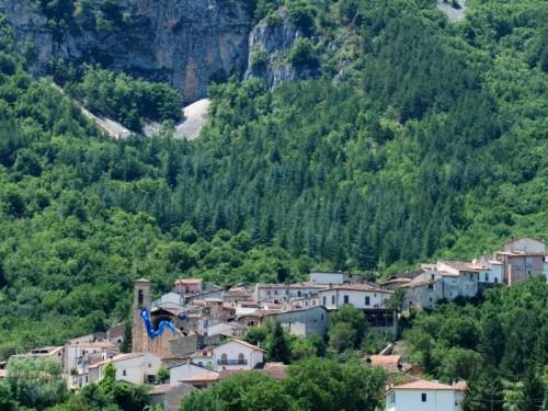 Sant'Eusanio Forconese - Dopo il terremoto
