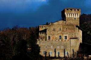 La facciata di Castelnuovo