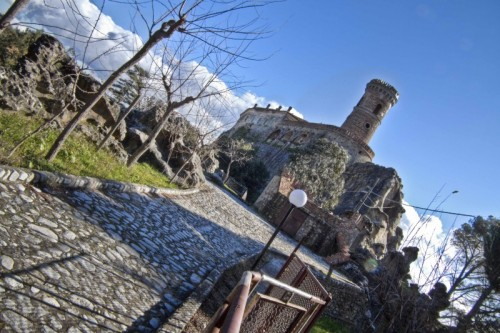 Caccuri - Torre del Castello