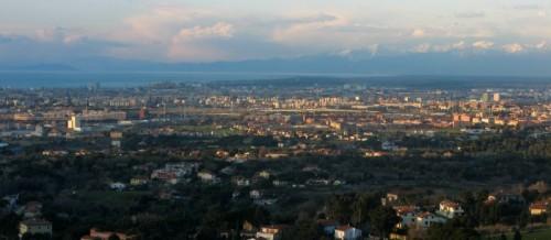 Livorno - Dagli Appennini.....a Montenero...