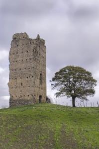 L'antica torre di Stracciacappe