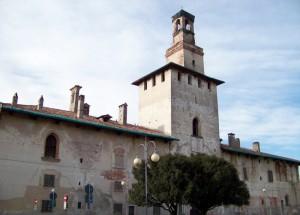castello in rovina