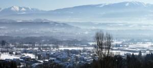 Panorami invernali ( Paderno di San Gregorio nelle Alpi)