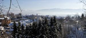 Panorami invernali ( Paderno di San Gregorio nelle Alpi) 1