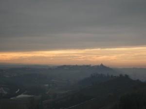 panorama di Isola d'Asti