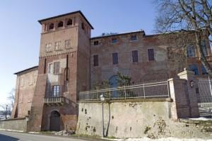 Il castello di Basaluzzo.