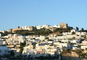 Castro Marina e il suo castello