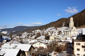 Winter in Sesto