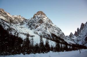 Passeggiando per la Val Fiscalina