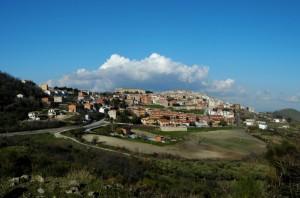 Panorama di Bovino