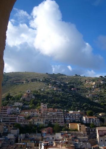 """Monreale - Lassù l'abbazia  della """" Madonna delle Croci """""""