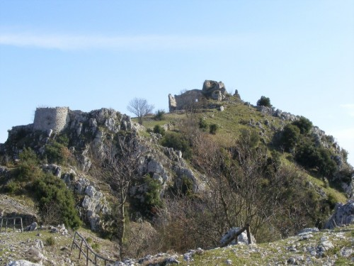 Castrocielo - Il Castello di Castrocielo