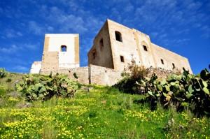 Castello arabo sul colle di Villalonga!
