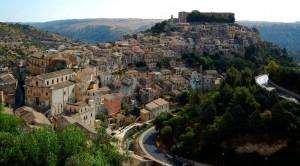 Ragusa-Ibla diurna