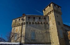 Il castello di Lerma