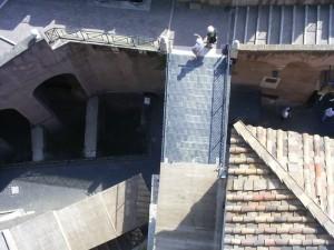 Castel Sant'Angelo - Ponte elevatoio