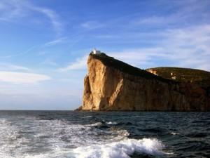Il faro di Capo Caccia