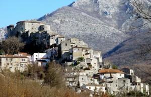 Prata Inferiore: Il borgo medievale.