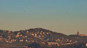 Vista di Pino Torinese