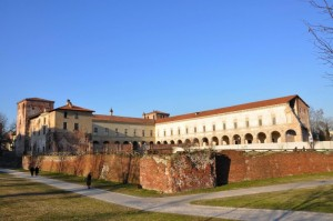 Castello Mediceo secondo lato