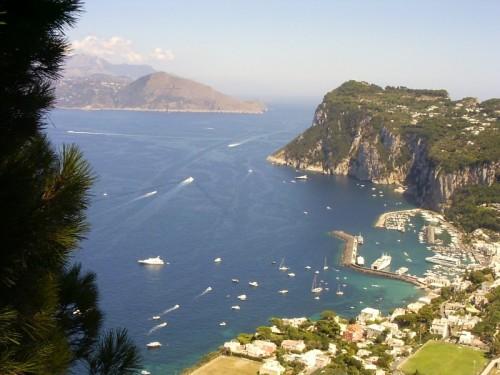 Capri - Colori d'agosto