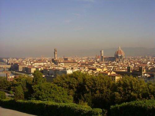 Firenze - Il trionfo dell'architettura