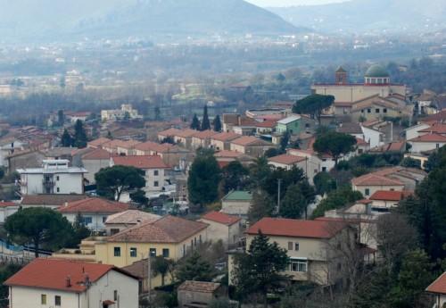 San Pietro Infine - Il paese ricostruito