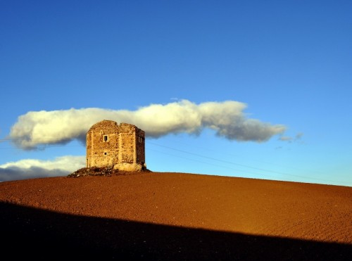 Ramacca - Albospino, la torre esagonale!