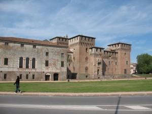 Il Castello di San Giorgio….