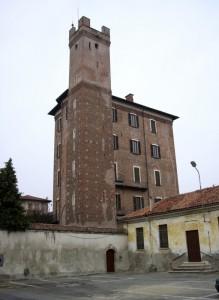 Il castello di Vespolate