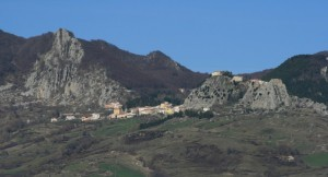 Pizzoferrato;panorama
