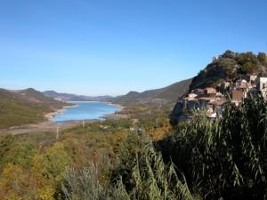 Lago di Bomba, Panorama