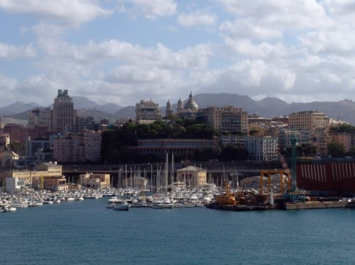 Genova - Dal porto