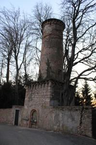 La Torre vicino al Castello