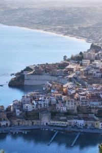 """""""panorama…..inusuale di castellammare del golfo"""""""