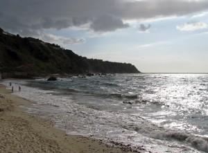 Parghelia la sua costa il suo mare …..