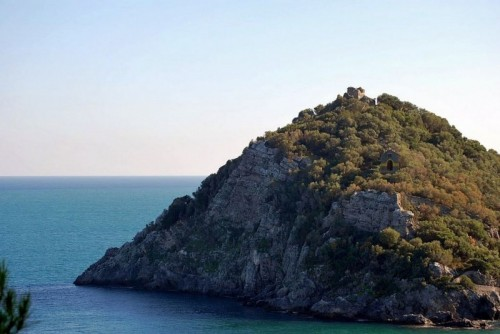 Bergeggi - L'isola