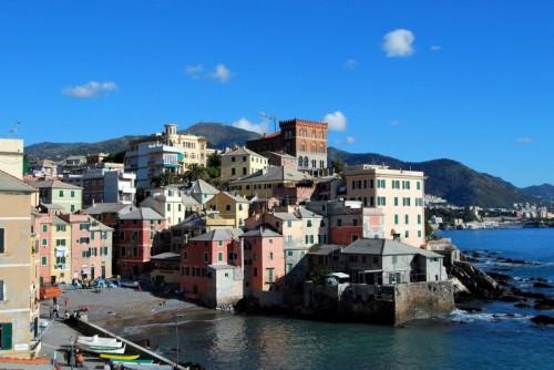 Genova - Il borgo