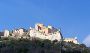 Il castello di Finalborgo