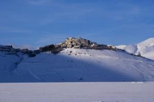 Castelluccio Febbraio 2010 - 18 Gradi di Temperatura #1