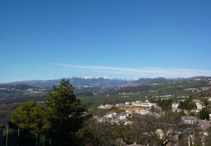 Cerro Veronese, vista dal Monte Croce…