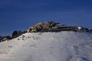 Castelluccio Febbraio 2010 - 18 Gradi di Temperatura #7