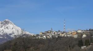 Panorama di Andrate