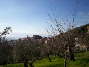 Panorama di Altavilla Silentina