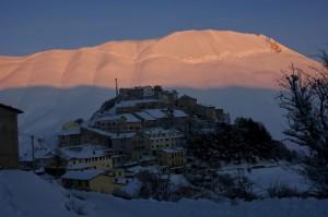 Castelluccio Febbraio 2010 - 18 Gradi di Temperatura #10