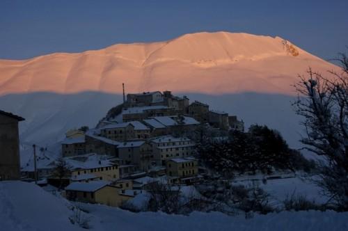 Norcia - Castelluccio Febbraio 2010 - 18 Gradi di Temperatura #10