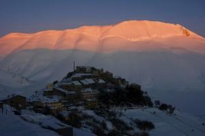 Castelluccio Febbraio 2010 - 18 Gradi di Temperatura # 11